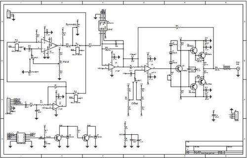 Dss Function Generator On Ad9833