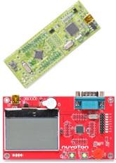 NuTiny-Mini51 SDK development tool and Nu-LB-Mini51 learning board