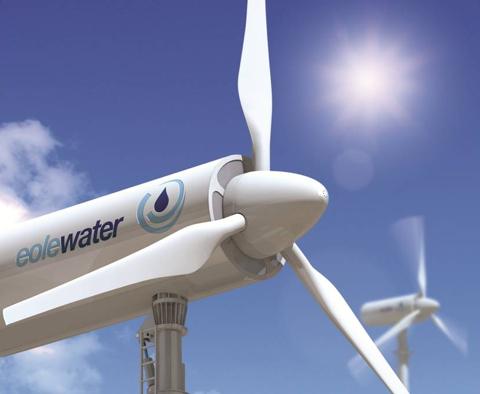 Eole Water - WMS1000