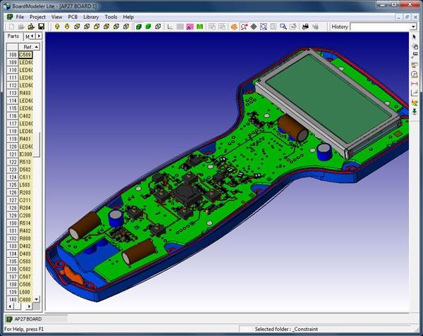 Zuken  - Board Modeler Lite - CADSTAR 13.0