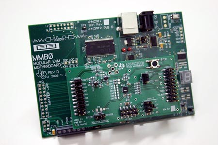ADS8028EVM-PDK evaluation module