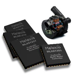 Melexis - MLX81205, MLX81207, MLX81210, MLX81215