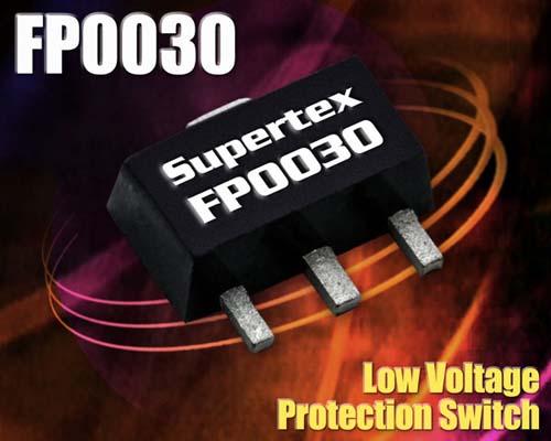 FP0030 может использоваться также в качестве самовосстанавливающегося предохранителя для защиты линий питания от...
