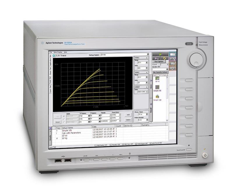 Agilent Technologies - B1505A