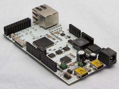 implecortex - Arduino compatible ARM Cortex development board