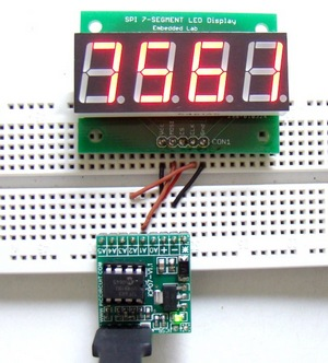 Perfboard Hackduino 8 Arduino-compatible Circuit