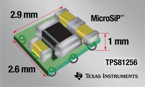 Texas Instruments - TPS81256