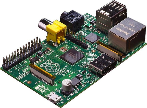 Broadcom  - Raspberry Pi