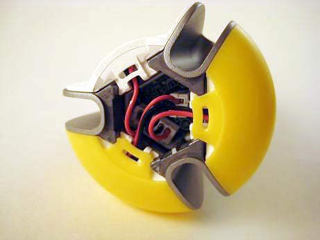 Philips used connectors in its much more complex bulb