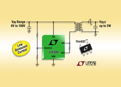 Linear Technology - LT8300