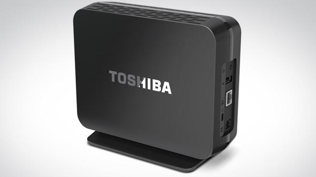 Toshiba - Canvio Personal Cloud