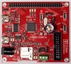 Встраиваемый модуль компании Терраэлектроника TE-STM32F103 «Махаон»