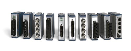 National Instruments - CompactDAQ