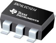 Texas Instruments - SN74LVC1G14