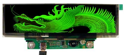 Densitron - Mono OLED displays