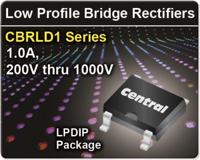 Central Semiconductor - CBRLD1