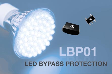 STMicroelectronics - LBP01-0803SC5, LBP01-0810B