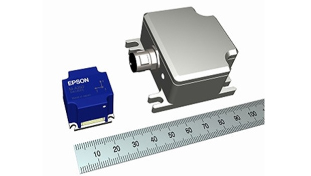 Seiko Epson - Inclinometers / Accelerometers