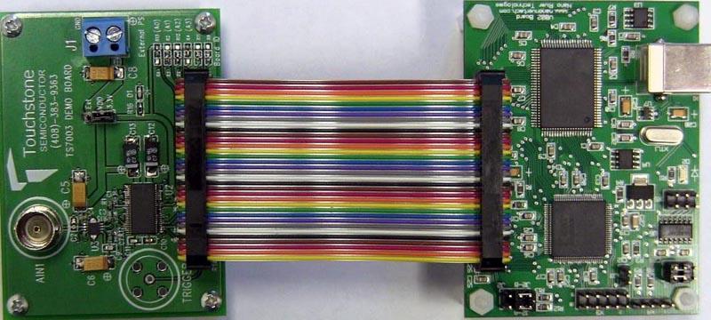 Touchstone Semiconductor - TSDA-VB-Kit-ND