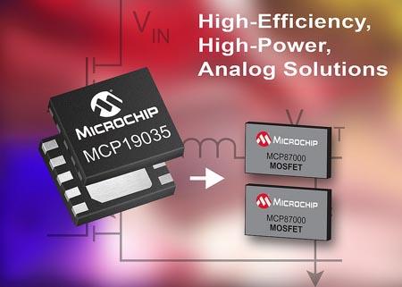 Microchip Technology - MCP19035