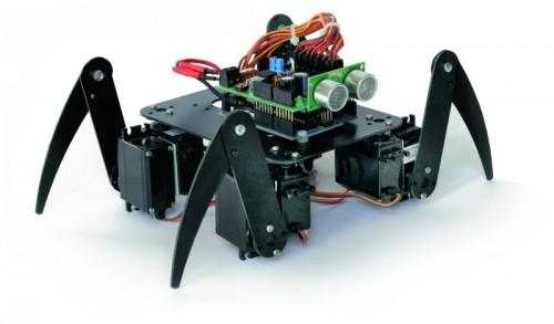 Внешний вид робота SPIDER