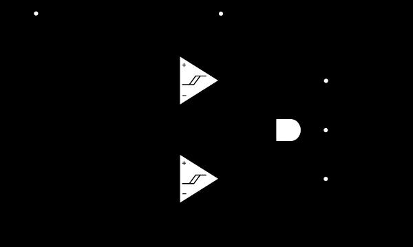 компаратора TS9004: