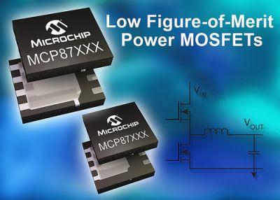 Microchip MCP87018, MCP87030, MCP87090 è MCP87130