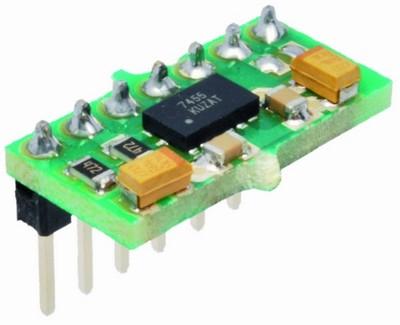 MMA7455L Breakout Module