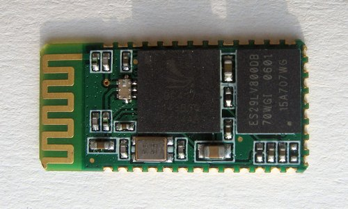 Внешний вид Bluetooth модуля Wireless Bluetooth V2.0 RS232 TTL Transceiver Module