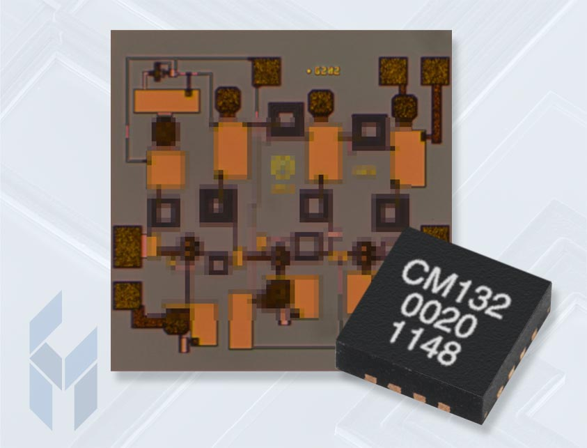 Custom MMIC - CMD132P3