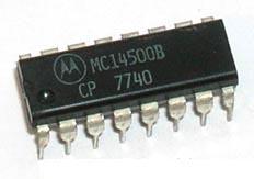 Motorola - MC14500