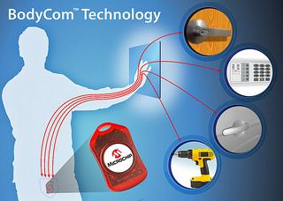 Компания Microchip анонсировала технологию BodyCom