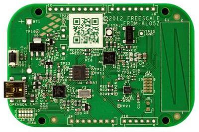 Отладочная плата Freescale FRDM-KL05Z