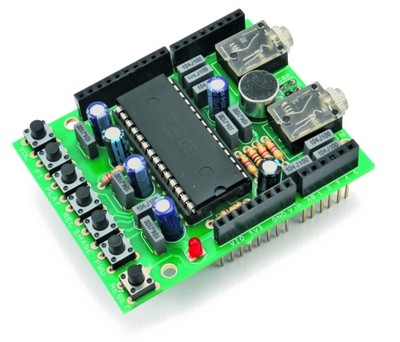 Voice Shield for Arduino