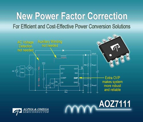Alpha and Omega Semiconductor - AOZ7111