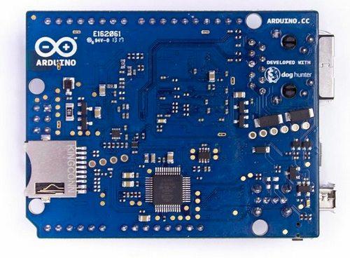 Linux, WiFi shield for Arduino - Seeed Studio