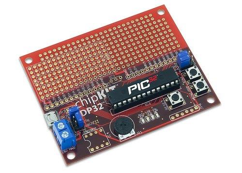Отладочная плата Digilent chipKIT DP32 (TDGL019)