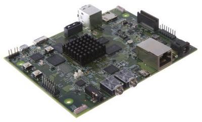 Texas Instruments: OMAP5432EVM