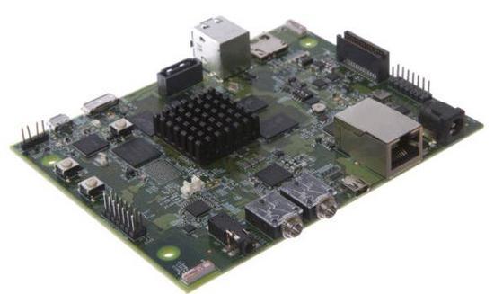 Оценочный модуль Texas Instruments OMAP5432-EVM