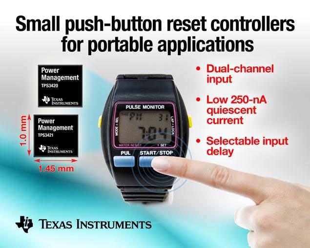 Texas Instruments - TPS3420, TPS3421, TPS3422