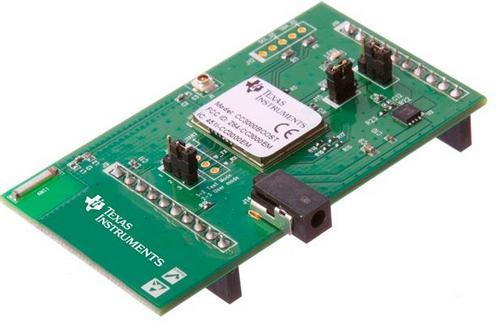Texas Instruments выпускает плату расширения SimpleLink Wi-Fi CC3000 BoosterPack (CC3000BOOST)