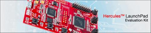 Texas Instruments представила отладочную плату Hercules LaunchPad
