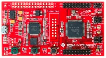 Оценочный набор Texas Instruments LAUNCHXL-TMS57004