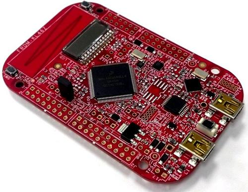 Development Platform Freescale FRDM-KL46Z