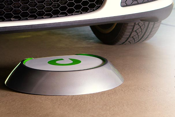 Wireless charging concept