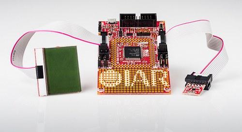 Starter Kit IAR EXP-STM32L152VB-MM