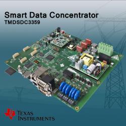 Texas Instruments выпускает оценочный модуль интеллектуального концентратора данных