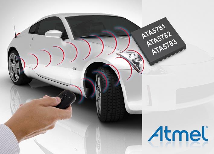 Atmel - ATA5781, ATA5782, ATA5783
