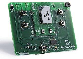 Microchip представила отладочную платформу для приложений Интернета Вещей