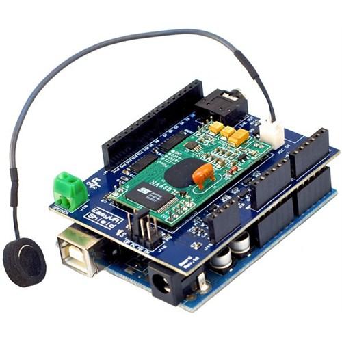 EasyVR Arduino Shield